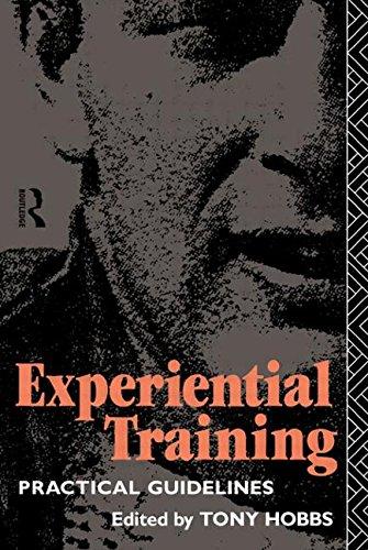Experiential Training By Tony Hobbs