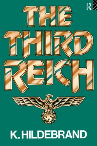 The Third Reich By Klaus Hildebrand