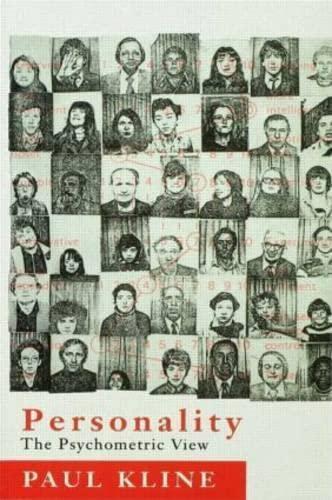 Personality By Paul Kline