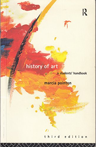 History of Art By Marcia R. Pointon