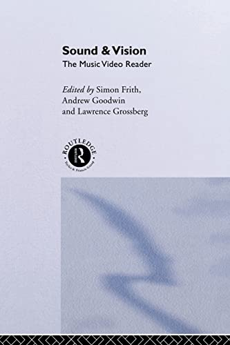 Sound and Vision By Edited by Simon Frith