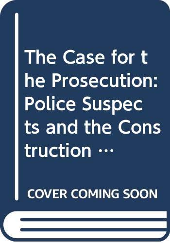 Case For The Prosecution By Roger Leng