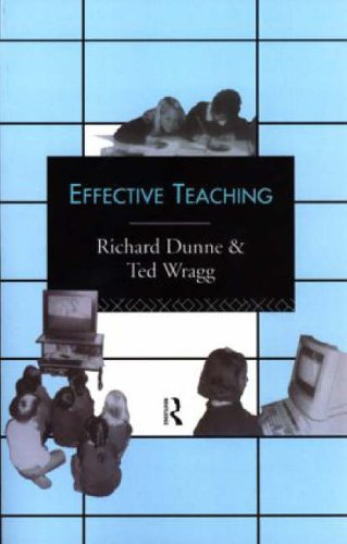 Effective Teaching By Richard Dunne