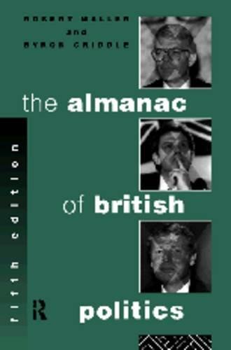 The Almanac of British Politics By Robert J. Waller