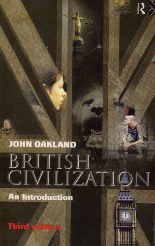 British Civilization By John Oakland