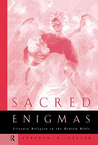 Sacred Enigmas By Stephen Geller