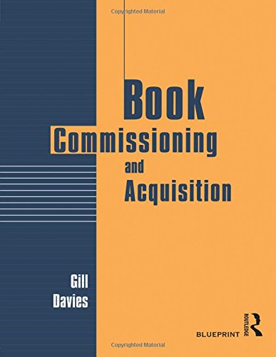 Book Commissioning and Acquisition By Gill Davies