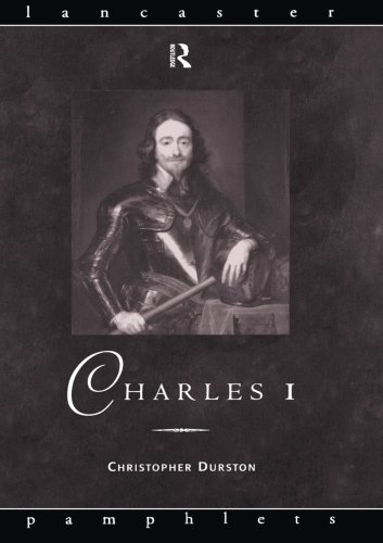 Charles I By Christopher Durston