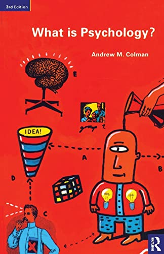 What is Psychology? by Andrew M. Colman