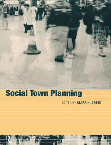 Social Town Planning by Clara H. Greed