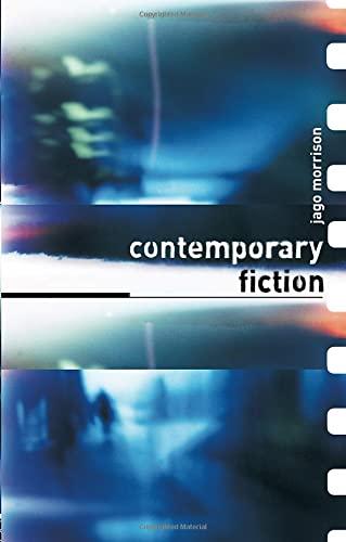 Contemporary Fiction par Jago Morrison
