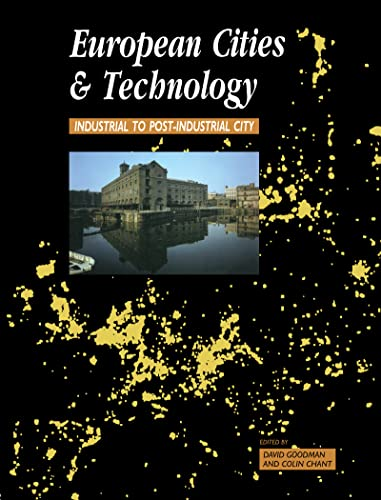 European Cities and Technology By Colin Chant