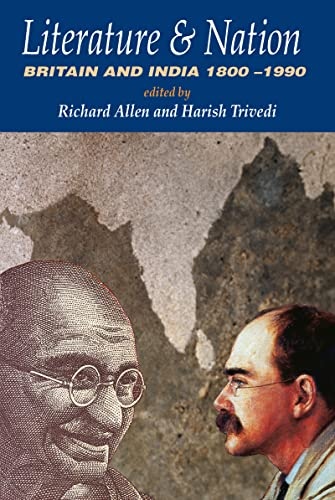 Literature and Nation By Edited by Richard Allen