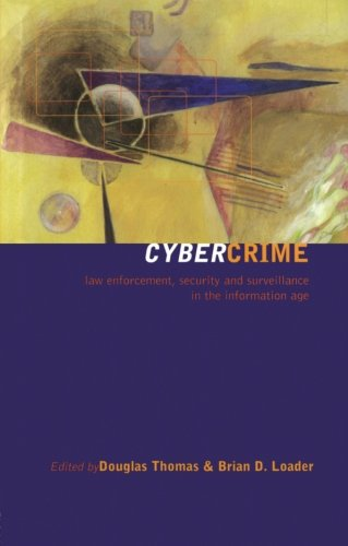 Cybercrime By Edited by Brian D. Loader