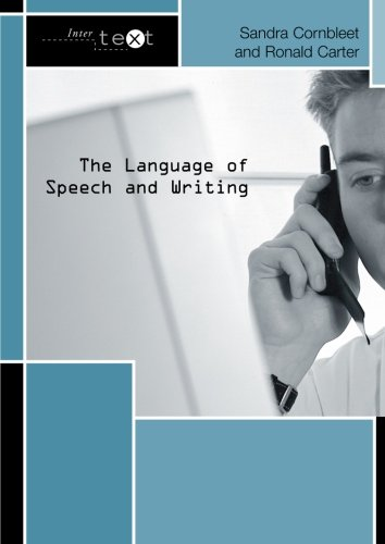 The Language of Speech and Writing by Sandra Cornbleet