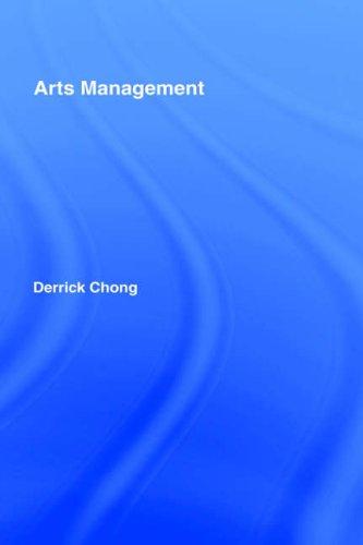 Arts Management By Mr. Derrick Chong