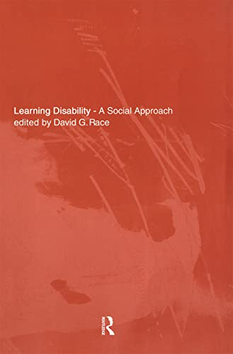 Learning Disability By David Race