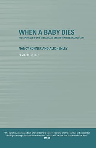 When A Baby Dies By Alix Henley