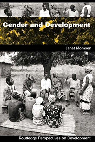 Gender and Development By Janet Momsen