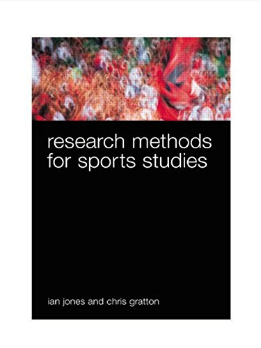 Research Methods for Sports Studies By Chris Gratton