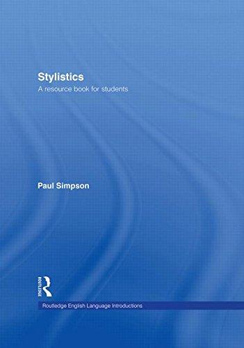 Stylistics By Paul Simpson