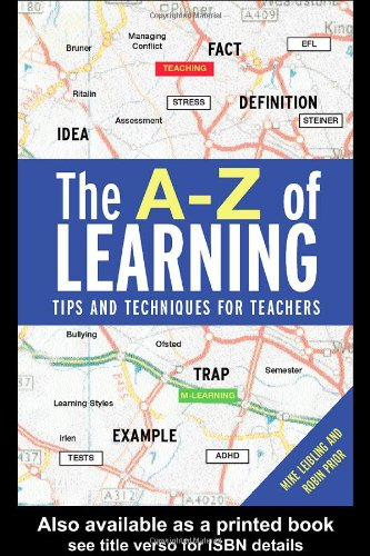 The A-Z of Learning By Mike Leibling