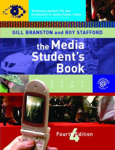 The Media Student's Book By Roy Stafford