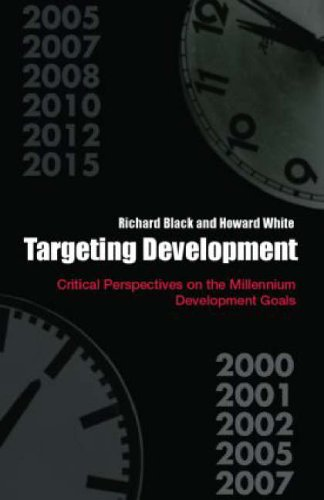 Targeting Development By Richard Black