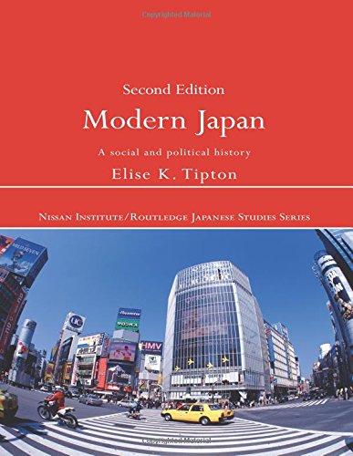 Modern Japan By Elise K. Tipton (University of Sydney, Australia)