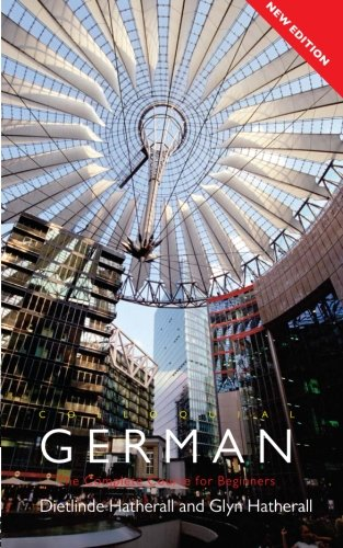 Colloquial German By Dietlinde Hatherall