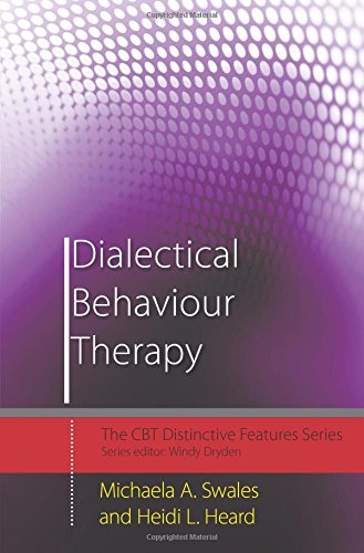 Dialectical Behaviour Therapy By Michaela A. Swales