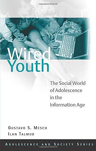 Wired Youth By Ilan Talmud (University of Haifa, Israel)