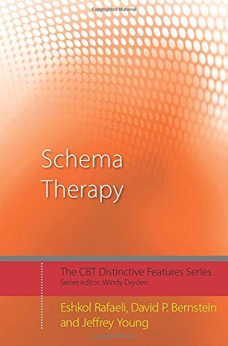 Schema Therapy By Jeffrey Young