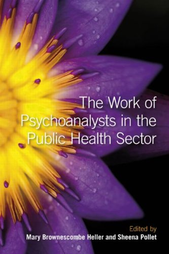 The Work of Psychoanalysts in the Public Health Sector By Edited by Mary Brownescombe Heller