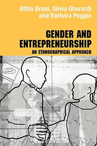 Gender and Entrepreneurship By Attila Bruni