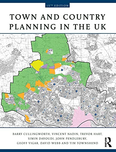 Town and Country Planning in the UK By Barry Cullingworth