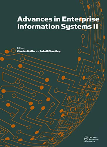 Advances in Enterprise Information Systems II By Edited by Charles Moller (Aalborg University, Denmark)