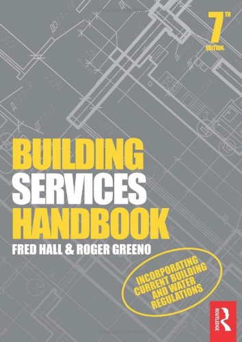 Building Services Handbook By Fred Hall