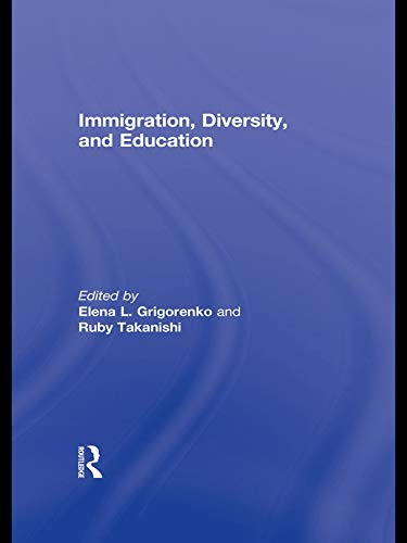 Immigration, Diversity, and Education By Elena L. Grigorenko (Yale University, USA)