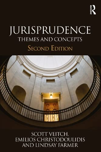JURISPRUDENCE THEMES AND CONCEPTS- SECOND EDITION: Themes and Concepts By Scott Veitch