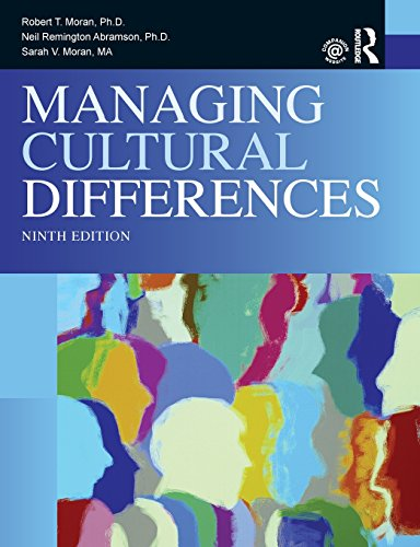 Managing Cultural Differences By Neil Remington Abramson