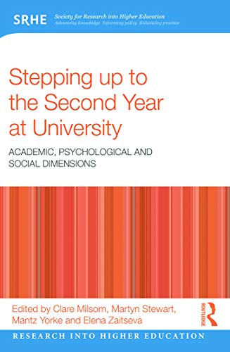 Stepping up to the Second Year at University By Clare Milsom (Liverpool John Moores University, UK)