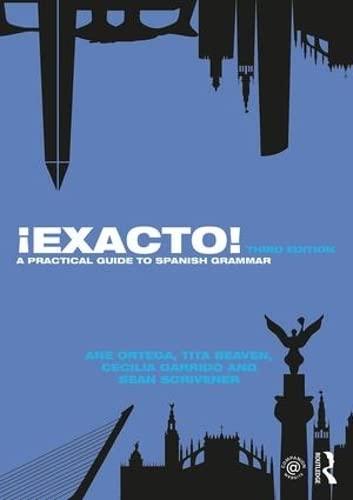 !Exacto! By Ane Ortega (Begonako Andra Mari Teacher Training College, Spain)