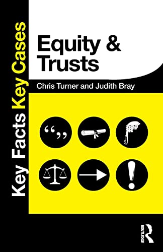 Equity and Trusts by Chris Turner