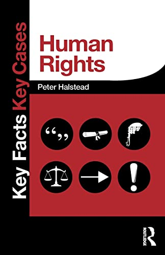 Human Rights (Key Facts Key Cases) By Peter Halstead