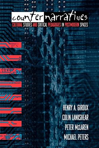 Counternarratives By Henry A. Giroux
