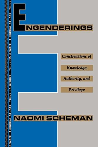 Engenderings By Naomi Scheman