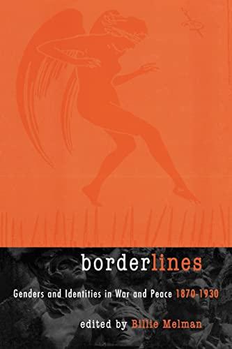 Borderlines By Edited by Billie Melman