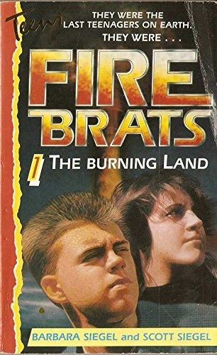 The Burning Land By Barbara Siegel