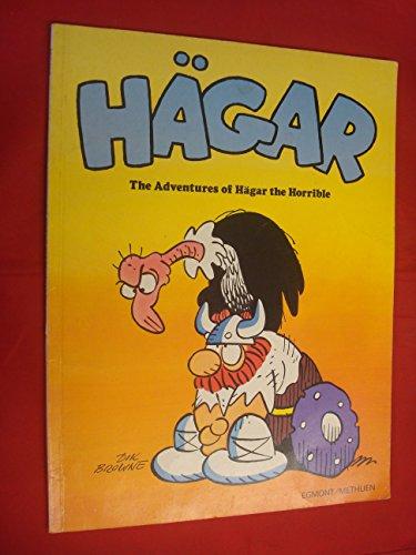 Adventures of Hagar By Dik Browne